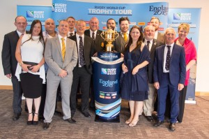 RWC Trophy Tour