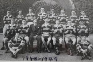 19480901 1948-1949 Team Photo
