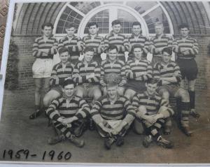 19590901 1959-60 Team Photo