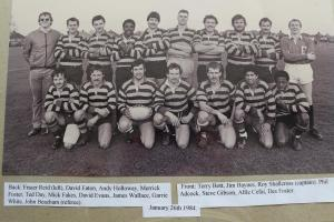 19840126 Team Photo