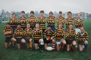 19870901 1987-88 Team Photo a