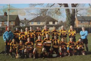 19920901 1992-93 team pic