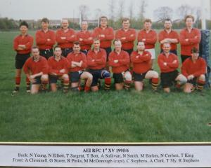 19950901 1995-96 Team Pic