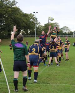 20181006 Birmingham Exiles vs AEI (Rugby) RFC by Rachel Clark