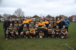 20190112 AEI RFC vs Burbage RFC