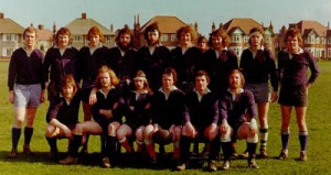 The Hair Bear Bunch - 1st XV 1975