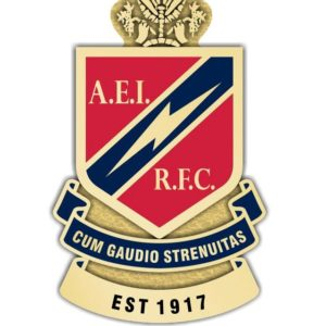 AEI RFC PIN BADGE Est1917
