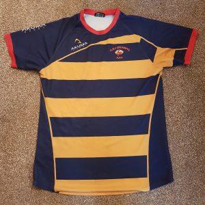 AEI Akuma Playing Shirt (2015-2017) Front