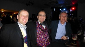 2015 AEI Rugby Ball - Late Xmas Party