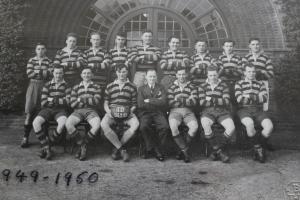 19490901 1949-50 Team Photo