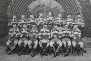 19500901 1950-51 ish Team pick