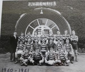 19600901 1960-1961 Team Photo