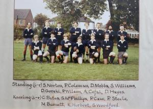 19800901 1980-81 2nd Team Pic