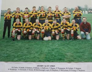 19980901 1998-99 Team Photo